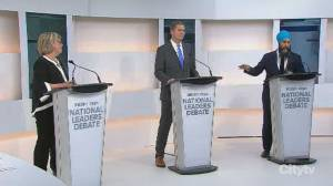 Federal Election 2019: Singh energized after first policy debate