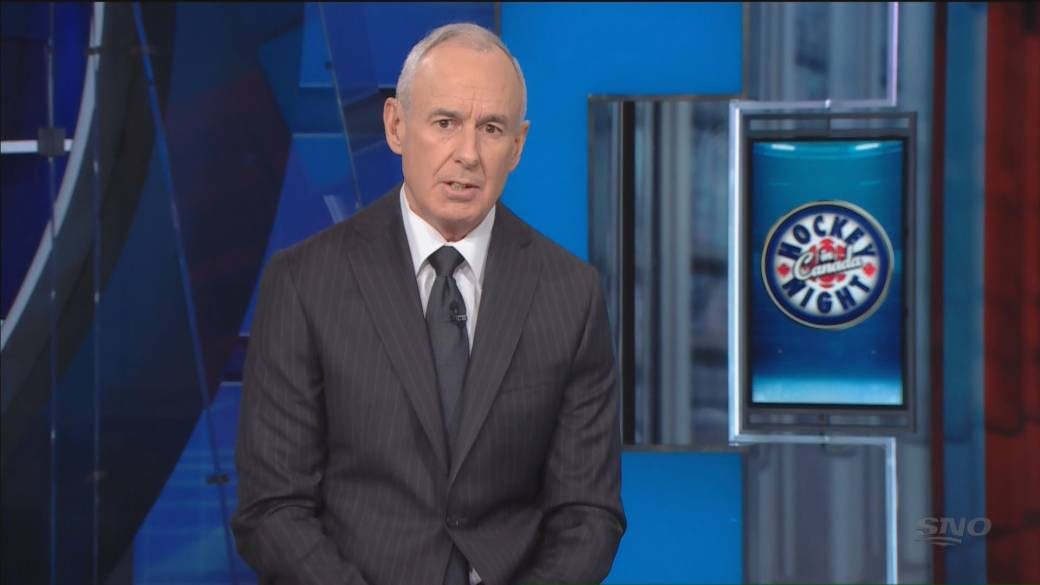 Ron MacLean 'spoke from the heart' during speech, NHL commissioner says