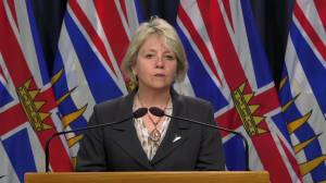 B.C. officials report 761 new COVID-19 cases, 8 additional deaths (03:01)