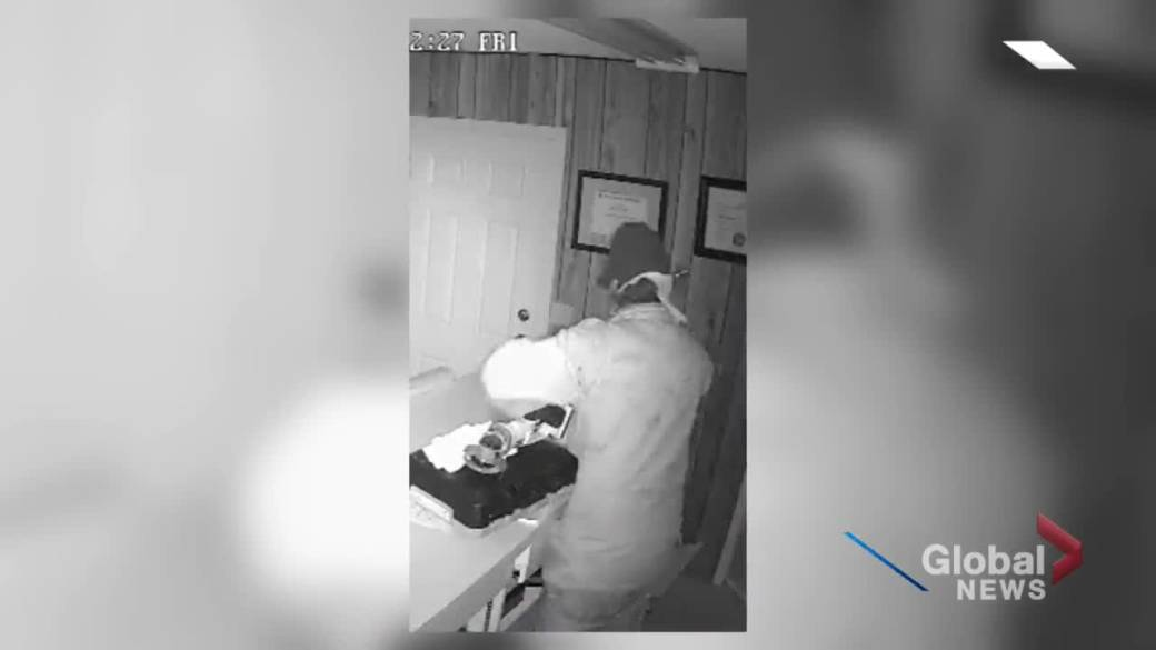 Suspects wanted for 10 break and enters in one night in rural Saskatchewan