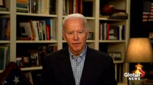 Coronavirus outbreak: Biden says 'we've had enough debates' amid COVID-19 pandemic