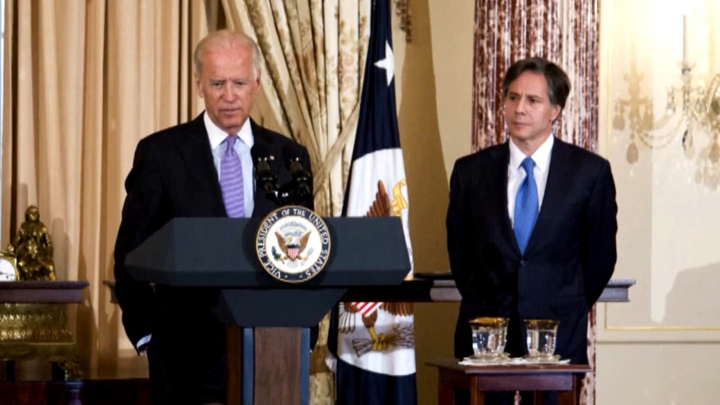 Click to play video 'U.S. election: Joe Biden set to name 1st members of cabinet with focus on foreign policy'