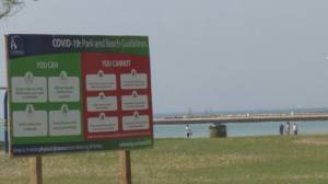 Cobourg Taxpayers Association calls on council to close the beach due to coronavirus concerns