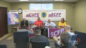 Province presents final offer to nursing home workers