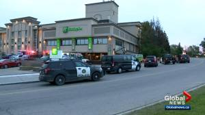Man rushed to hospital after shooting at northeast Calgary hotel