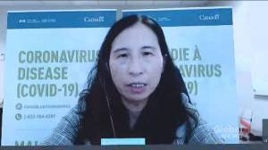 'No place for racism,' Tam says as senior soldier reportedly removed from vaccine task force (01:18)