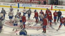 Click to open video Montreal Canadiens face mounting backlash over draft pick Logan Mailloux's sexual offence