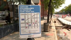 St-Denis Street merchants take legal action over bike path