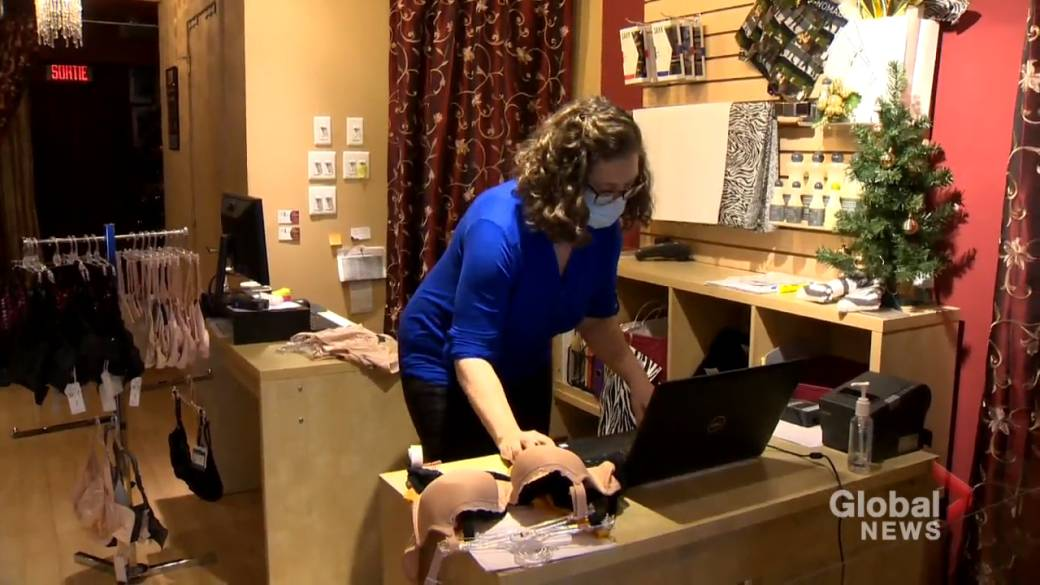 Click to play video 'Coronavirus: Quebec businesses in urgent need of more help'