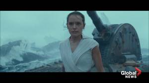 Final trailer for Star Wars: The Rise of Skywalker