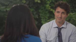 One-on-One with Prime Minister Justin Trudeau (05:20)