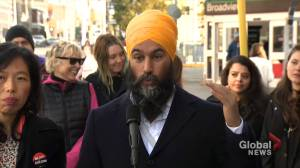 Federal Election 2019: Liberals 'talk progressive but govern conservative': Singh