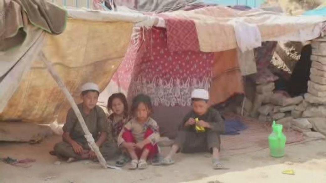 Click to play video: 'UN warns Afghanistan will see 'unprecedented' civilian casualties as NATO departs'