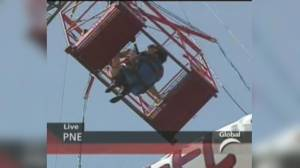 Global BC celebrates 60 Years: Sophie Lui's ride at Playland is a real scream (01:37)