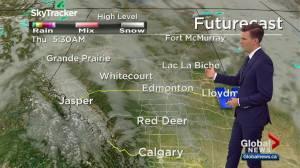Edmonton weather forecast: Tuesday, September 29, 2020