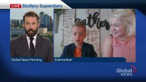 Stollery Children's Hospital Foundation: Superstar Aden