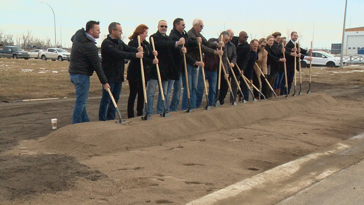 Town of Taber breaks ground on Canada's 1st craft cannabis and hemp supply chain