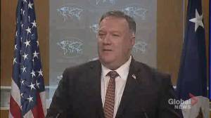 Coronavirus: Pompeo says he's 'confident' WHO investigation in China will be 'white-washed'