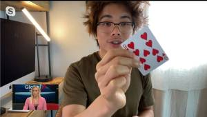 World-renowned magician Shin Lim takes tricks to social media (07:49)