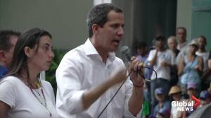 Venezuela's Juan Guaido calls for new wave of protests against Maduro