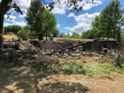 Play video: Ennismore house fire leaves mother, 3 children homeless as family dog dies in blaze