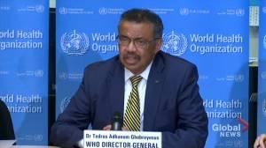 Coronavirus outbreak: World Health Organization says death toll has risen to 637