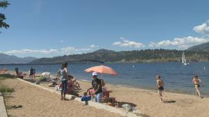Kelowna sees a jump in the number of overnight visitors for June, July