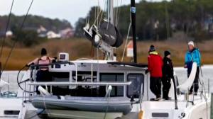 Greta Thunberg to cross Atlantic on low carbon watercraft