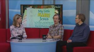 'My Little Plastic Jesus' premiering at the Burnt Thicket Theatre
