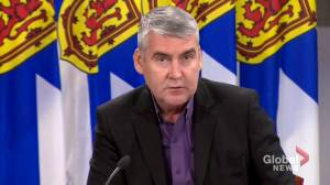 Coronavirus: Nova Scotia introduces tighter restrictions, stronger enforcement for rule-breakers (01:23)