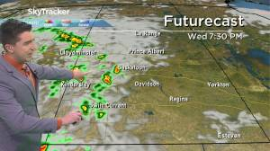 Wet days ahead: June 8 Saskatchewan weather outlook (02:42)