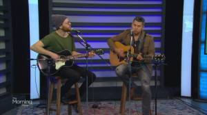 Juno nominee Don Amero performs 'Don't Let Christmas Pass You By'