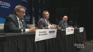 Coronavirus: Is the strictest lockdown yet on its way for Quebec? (01:49)