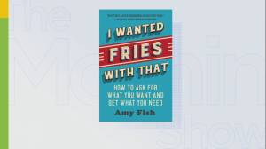 Author Amy Fish on how to ask for what you want – and get what you need