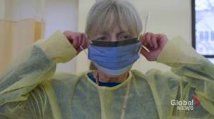 Nurses' union and NSHA calm fears over COVID-19 'one mask per shift' policy