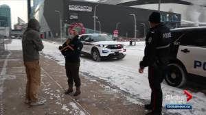 Edmonton Police Service Launch HELP Unit (01:31)