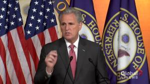 Republican House Minority Leader Kevin McCarthy calls killing of Gen. Qassem Soleimani 'justified'