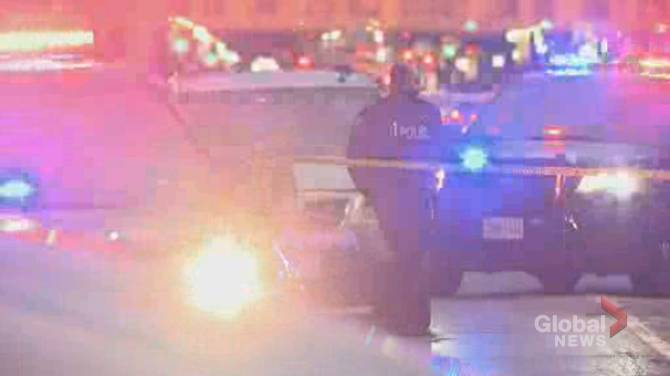 Click to play video: 24-year-old charged after multiple Hamilton police officers stabbed