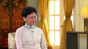 U.S. imposes sanctions on Hong Kong officials, including Carrie Lam (01:46)