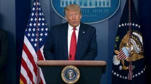 Coronavirus: Trump says U.S. has COVID-19 'under control' as total deaths pass 130,000