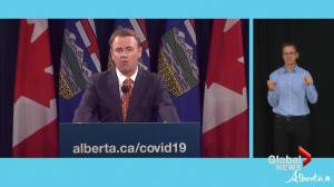 Political sociologist 'surprised' no resignations after latest Alberta COVID-19 measures (02:16)
