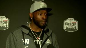 RAW: Blue Bombers Willie Jefferson Interview – Nov. 21