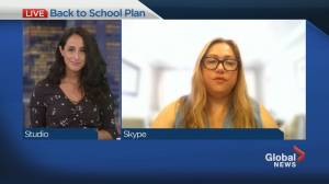 English Parents' Association reacts to back-to-school plan