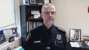 Global News Morning Peterborough: Catching up with Cobourg Police (04:35)