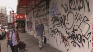 Chinatown Unmasked: COVID-19 exacerbates crisis on the ground (02:37)