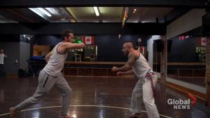 The Culture of Fitness: Capoeira