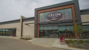 The Italian Centre opens new location in Sherwood Park (03:57)