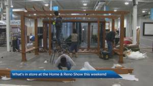 What's in store at the Home & Reno Show