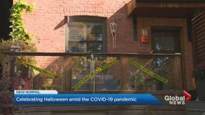 Will you be trick-or-treating or staying home this Halloween? (02:36)