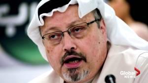 Khashoggi: One year since his murder (01:39)